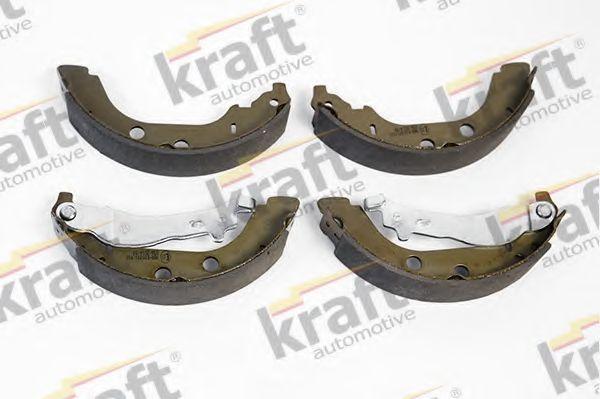 Тормозные колодки KRAFT AUTOMOTIVE 6025570