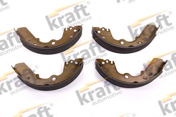 Тормозные колодки KRAFT AUTOMOTIVE 6027300