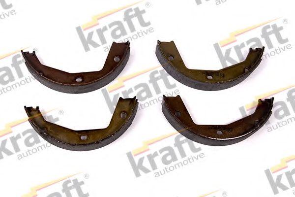 Тормозные колодки ручника KRAFT AUTOMOTIVE 6028610