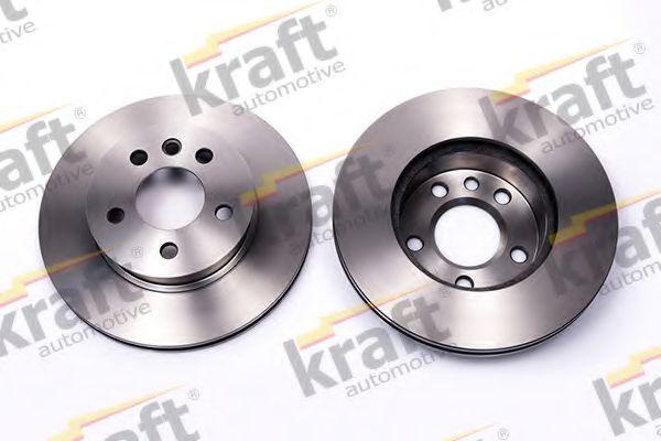 Тормозной диск KRAFT AUTOMOTIVE 6040180