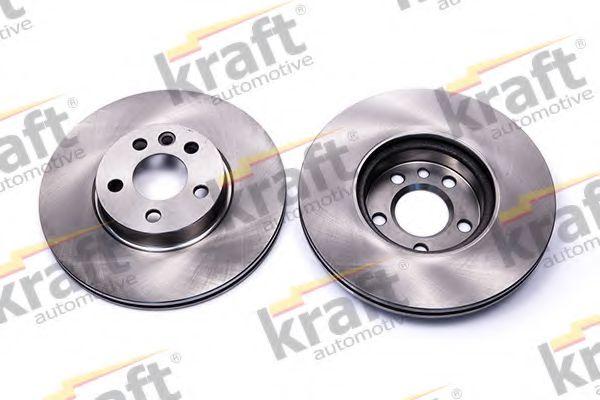 Тормозной диск KRAFT AUTOMOTIVE 6040295