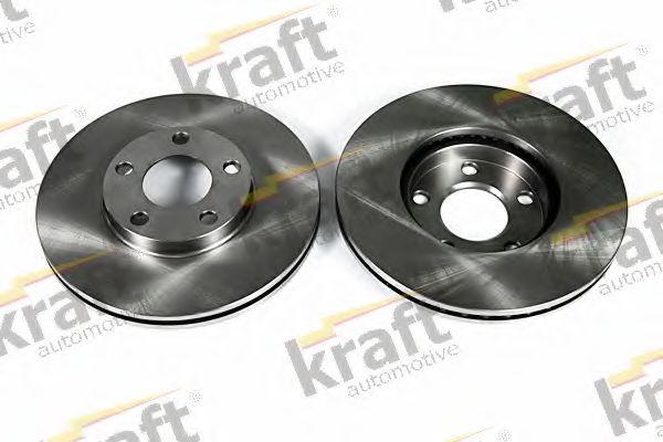 Тормозной диск KRAFT AUTOMOTIVE 6040320