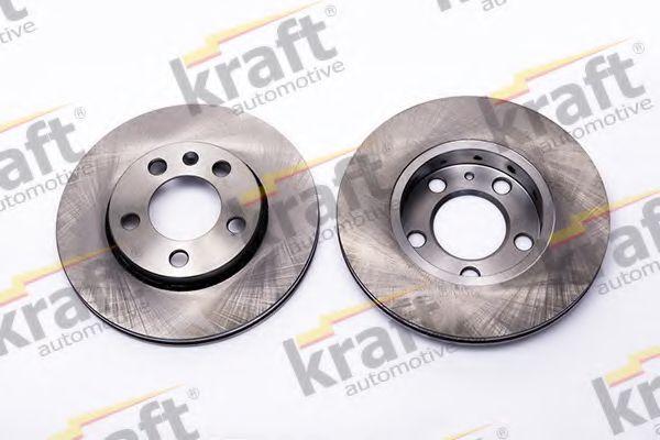 Тормозной диск KRAFT AUTOMOTIVE 6040460