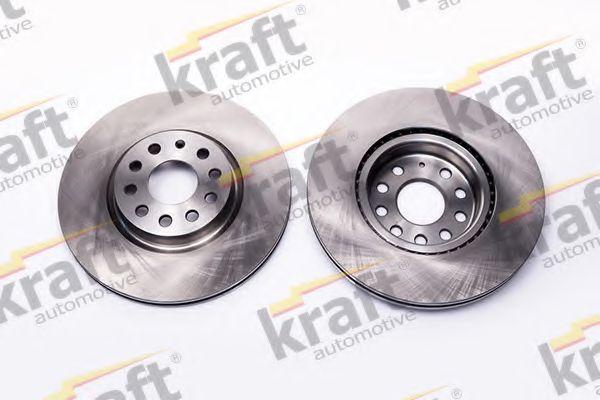 Тормозной диск KRAFT AUTOMOTIVE 6040520