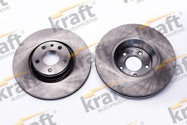 Тормозной диск KRAFT AUTOMOTIVE 6040542