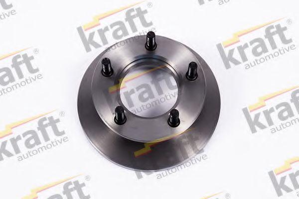 Тормозной диск KRAFT AUTOMOTIVE 6041090