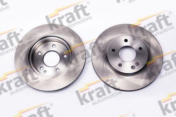 Тормозной диск KRAFT AUTOMOTIVE 6041130