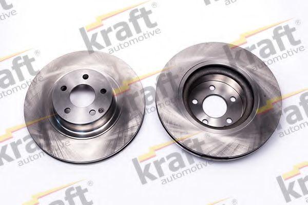 Тормозной диск KRAFT AUTOMOTIVE 6041280