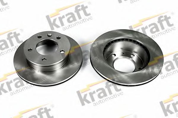 Тормозной диск KRAFT AUTOMOTIVE 6041410