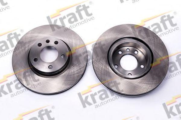 Тормозной диск KRAFT AUTOMOTIVE 6041600