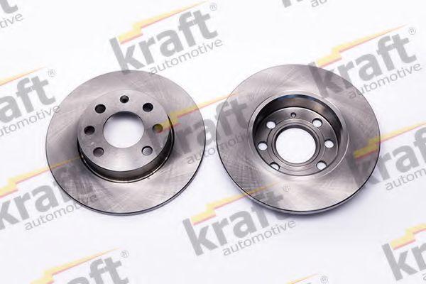 Тормозной диск KRAFT AUTOMOTIVE 6041675