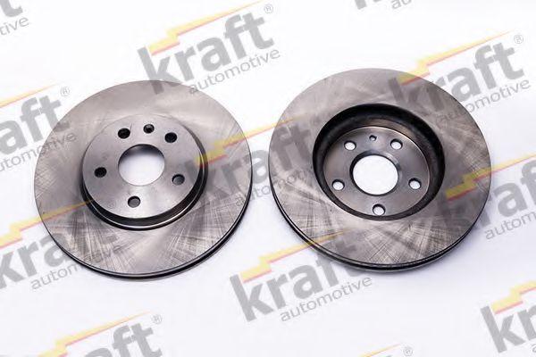 Тормозной диск KRAFT AUTOMOTIVE 6041735