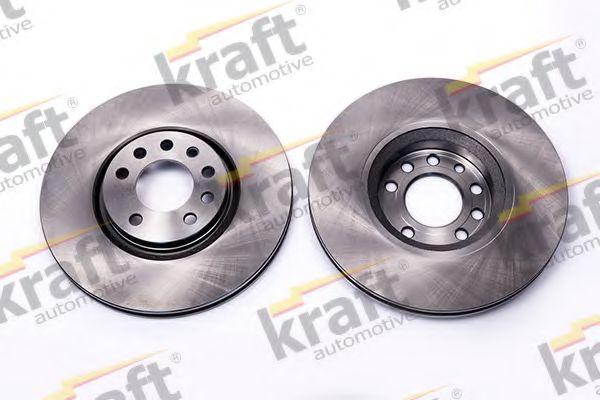 Тормозной диск KRAFT AUTOMOTIVE 6041750