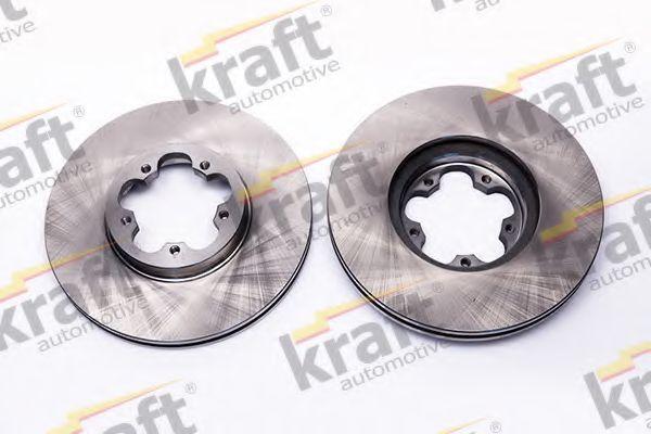 Тормозной диск KRAFT AUTOMOTIVE 6042009