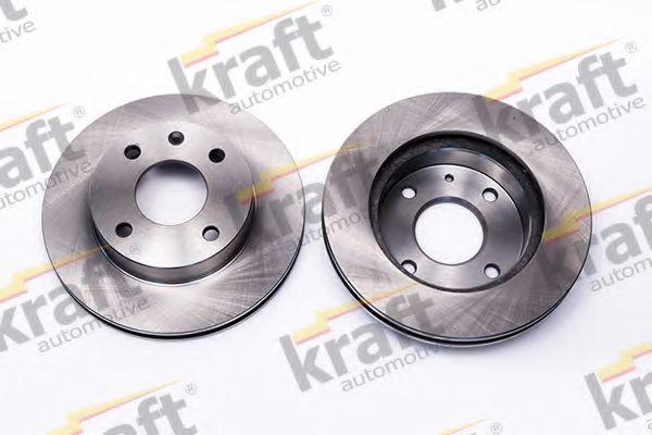 Тормозной диск KRAFT AUTOMOTIVE 6042020