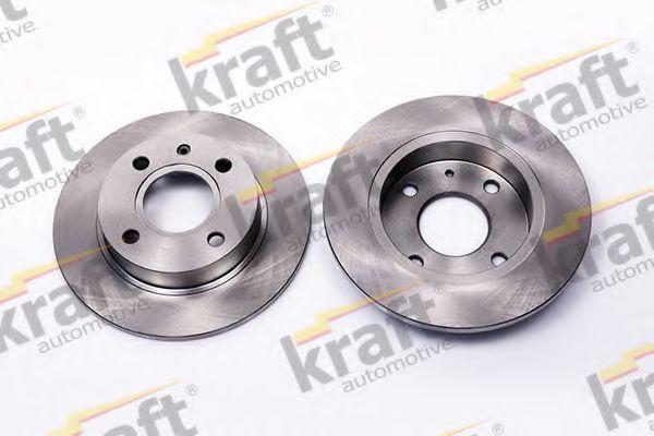 Тормозной диск KRAFT AUTOMOTIVE 6042090