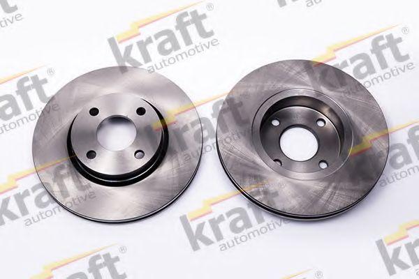 Тормозной диск KRAFT AUTOMOTIVE 6042125