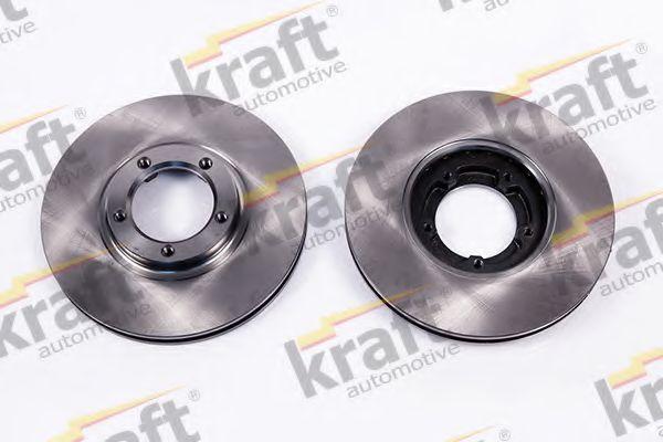 Тормозной диск KRAFT AUTOMOTIVE 6042130