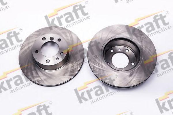 Тормозной диск KRAFT AUTOMOTIVE 6042540