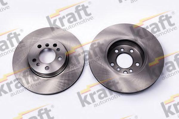 Тормозной диск KRAFT AUTOMOTIVE 6042690