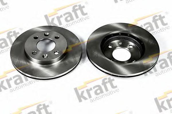Тормозной диск KRAFT AUTOMOTIVE 6045010