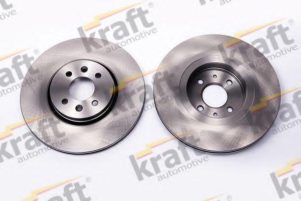 Тормозной диск KRAFT AUTOMOTIVE 6045470