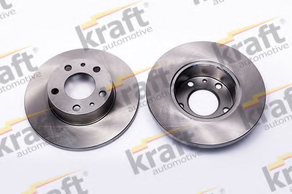 Тормозной диск KRAFT AUTOMOTIVE 6045800