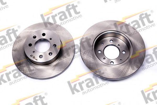 Тормозной диск KRAFT AUTOMOTIVE 6048010