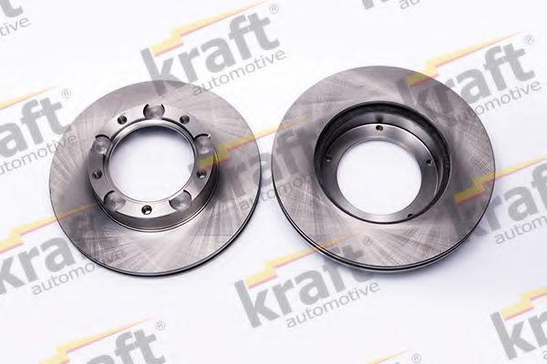 Тормозной диск KRAFT AUTOMOTIVE 6048490