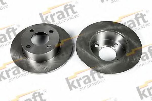 Тормозной диск KRAFT AUTOMOTIVE 6050010