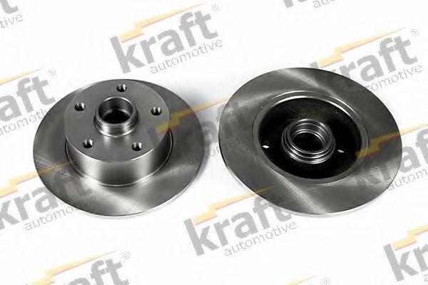 Тормозной диск KRAFT AUTOMOTIVE 6050120