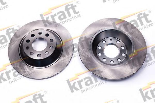 Тормозной диск KRAFT AUTOMOTIVE 6050208