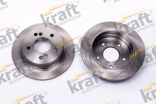 Тормозной диск KRAFT AUTOMOTIVE 6051020