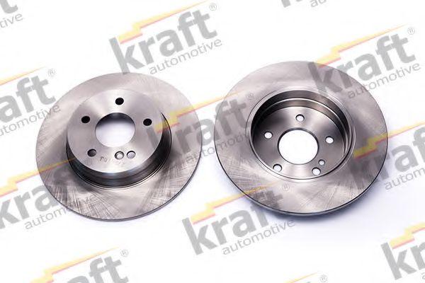 Тормозной диск KRAFT AUTOMOTIVE 6051050