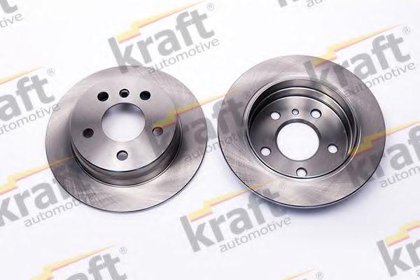 Тормозной диск KRAFT AUTOMOTIVE 6051120
