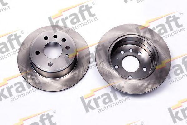 Тормозной диск KRAFT AUTOMOTIVE 6051500