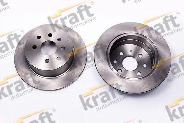 Тормозной диск KRAFT AUTOMOTIVE 6051530