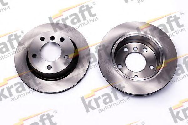 Тормозной диск KRAFT AUTOMOTIVE 6052600