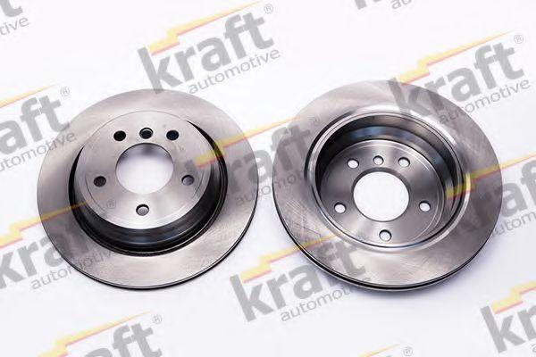 Тормозной диск KRAFT AUTOMOTIVE 6052630