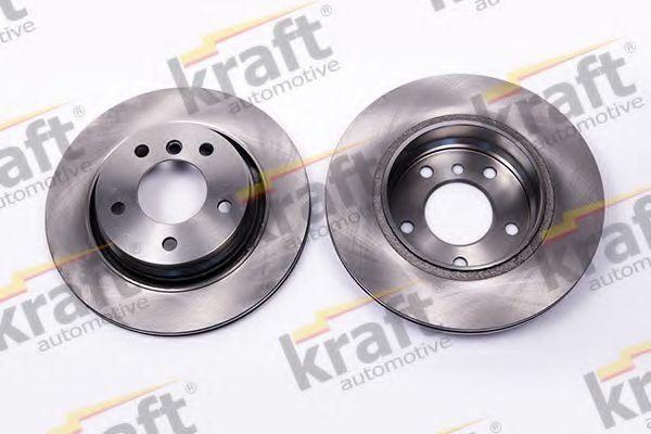 Тормозной диск KRAFT AUTOMOTIVE 6052660