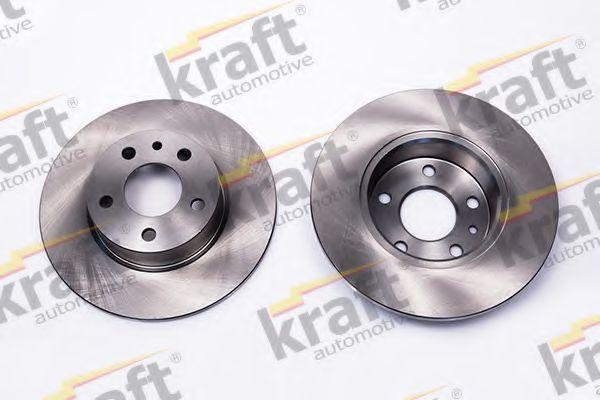 Тормозной диск KRAFT AUTOMOTIVE 6053010