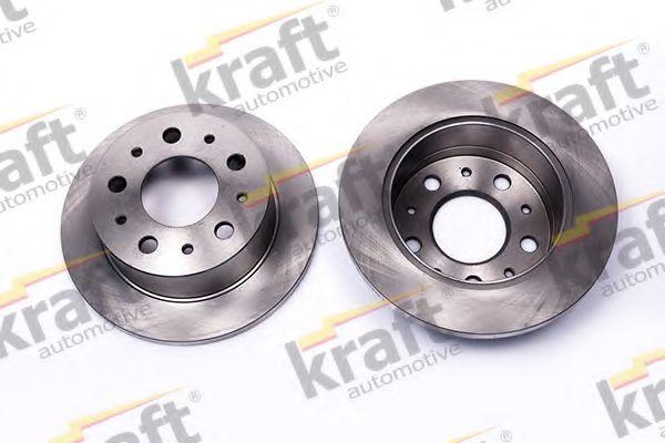 Тормозной диск KRAFT AUTOMOTIVE 6053110