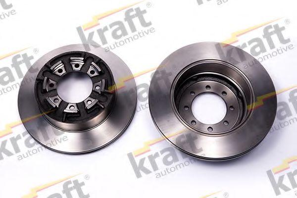 Тормозной диск KRAFT AUTOMOTIVE 6053400
