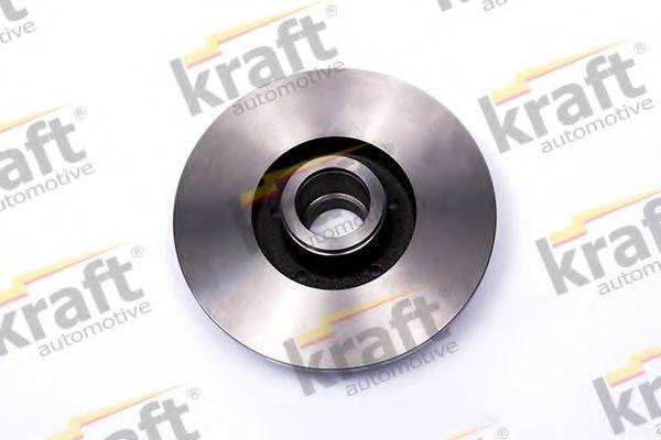 Тормозной диск KRAFT AUTOMOTIVE 6055100