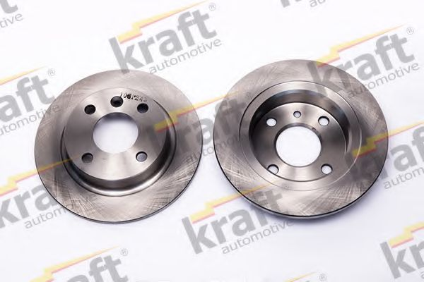 Тормозной диск KRAFT AUTOMOTIVE 6056330