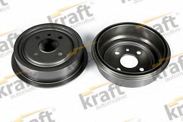 Тормозной барабан KRAFT AUTOMOTIVE 6061500