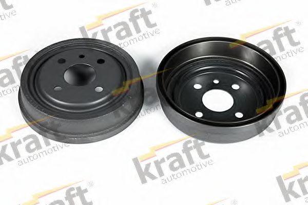 Тормозной барабан KRAFT AUTOMOTIVE 6061510