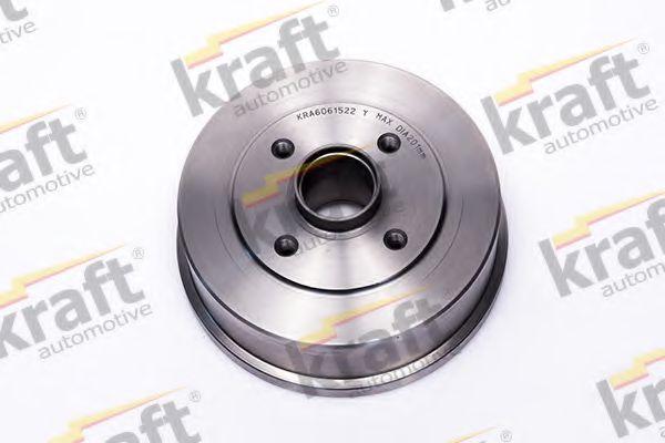 Тормозной барабан KRAFT AUTOMOTIVE 6061522