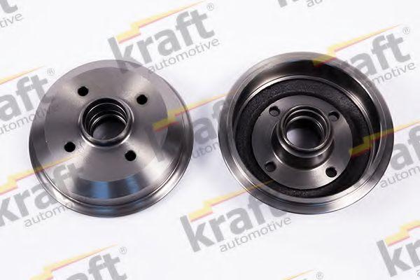 Тормозной барабан KRAFT AUTOMOTIVE 6062090