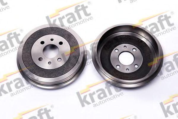Тормозной барабан KRAFT AUTOMOTIVE 6063010